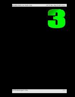 Xây dựng bộ điều khiển và nhận dạng tiếng nói phần 4