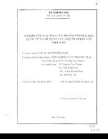 Nghiên cứu các rào cản trong thương mại quốc tế và đề xuất các giải pháp đối với VN.pdf