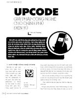 Tối ưu hóa trong thiết kế bộ xử lý số song song.pdf