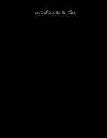 Ứng dụng Etabs trong tính toán công trình