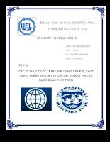 Các tổ chức quốc tế IMF, WB.doc