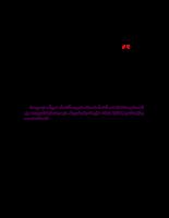 Phân bố liều hấp thụ trong Phantom theo bề dày và khoảng cách đến trục của chùm photon năng lượng 6 MV và 15 MV dùng trong xạ trị - Chương 1
