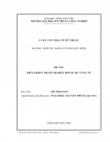 Điều khiển trượt bộ biến đổi dc-dc tăng áp.pdf