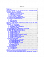 """Xây dựng hệ thống thông tin quản lý quan hệ khách hàng tại chi nhánh ngân hàng Sài Gòn Thương Tín ở Long Biên"""""""