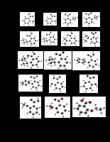Nghiên cứu sự ảnh hưởng của một số tham số lượng tử đến tính axit của dãy Benzoic thế - Chương 3-2
