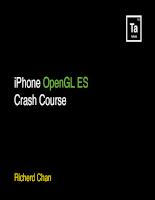 iPhone OpenGL ES