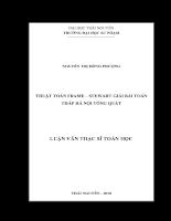Thuật toán frame – stewart giải bài toán tháp hà nội tổng quát .pdf