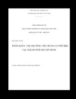 Phân khúc thị trường tiêu dùng cà phê bột tại Tp.HCM.pdf