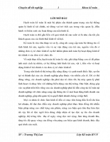 Hoàn thiện hạch toán tiêu thụ và xác định kết quả tiêu thụ thành phẩm tại Công ty trách nhiệm hữu hạn một thành viên T¬ vấn và Xây dựng Giao thông Lạng Sơn
