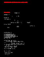 Một số vấn đề cơ bản về phương trình nghiệm nguyên