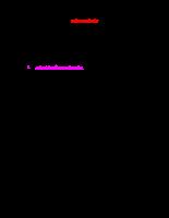 Thiết kế hệ thống sấy thùng quay ( Sấy đậu xanh nguyên hạt )