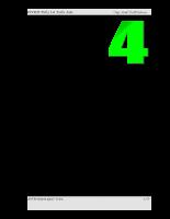 Xây dựng bộ điều khiển và nhận dạng tiếng nói phần 5