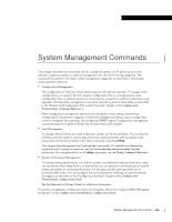 Tài liệu Quản trị mang System management commands