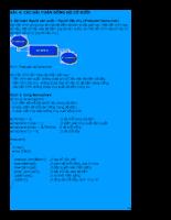 Lý thuyết hệ điều hành - Các bài toán đồng bộ