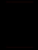 Quá trình và thiết bị phân xưởng sản xuất Acetylen Gia Định - P3