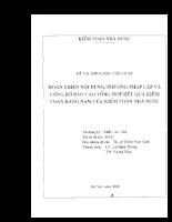 Hoàn thiện nội dung, phương pháp lập và công bố báo cáo tổng hợp kết quả KT.pdf