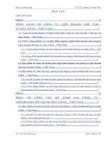 Báo cáo thực tập công tác kế toán tại công ty liên doanh chế tạo xe máy lifan _ việt nam