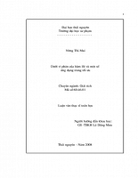 Dưới vi phân của hàm lồi và một số ứng dụng trong tối ưu .pdf
