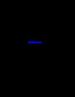 Tổ chức kế toán nguyên vật liệu tại Công ty TNHH Đoàn Thành - Thực trạng và giải pháp