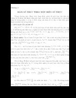 Giáo Trình Giải Tích - KHTN - Chương 3