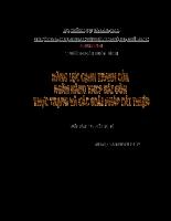 Năng lực cạnh tranh của ngân hàng TMCP Sài Gòn - Thực trạng và các giải pháp cải thiện