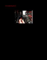 Bảo dưỡng hệ thống điện ô tô