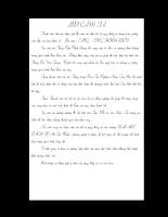 Luận án Cảng và Công Trình Thềm Lục Địa 01