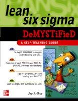 61311037-Lean-Six-Sigma