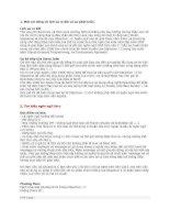 [Bài Học Số 1] Cơ Bản Objective Cx