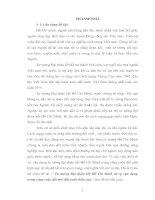 Tư tưởng Đại đoàn kết Hồ Chí Minh và sự vận dụng trong công cuộc đổi mới đất nước