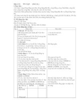 Giáo án địa lý 4 tiết 26