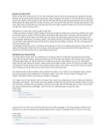 [Bài Học Số 3] Cơ Bản Objective Cx