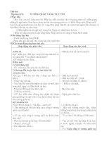Giáo án tập đọc 4 tuần 31