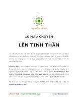 10 mau chuyen len tinh than