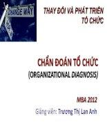 OCD-Bai 3-Chan doan to chuc-Dr Lan Anh