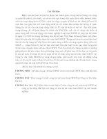 Công tác Kế toán thuế Giá trị gia tăng tại Công ty Da Giày Hà Nội