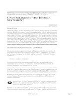 Tài liệu Hướng dẫn ôn thi CFA Level 1 2010 Phần 8 ppt