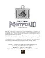 Tài liệu Making a Portfolio pdf