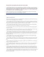 Tài liệu Đánh giá chất lượng hệ thống kiểm soát nội bộ doanh nghiệp doc