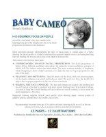 Tài liệu Baby Cameo docx