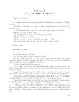 Tài liệu Chương 4: KẾ TOÁN CÔNG TY CỔ PHẦN pdf