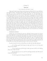 Tài liệu Giáo trình về Văn hóa kinh doanh quốc tế Chương 10 docx