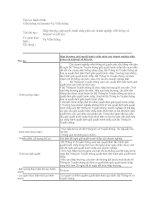 Tài liệu Hiệp thương, giải quyết tranh chấp giữa các doanh nghiệp viễn thông và Internet về kết nối pdf