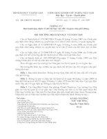 Tài liệu TT28-Quy định chế độ làm việc của gv phổ thông