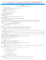 Tài liệu Bài tập ôn luyện toán 5