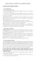 Tài liệu NHÀ NƯỚC VÀ PHÁP LUẬT PHONG KIẾN pdf