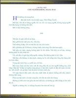 Tài liệu Phong vân đệ nhất đao - tập 1 pdf