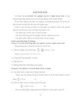 Về sự ổn định các nghiệm của hệ vi phân tuyến tính