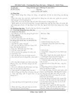 Bài giảng GIAO AN LOP 5 TUAN 22 ( 2 BUOI)