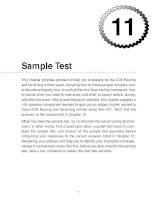 Tài liệu Sample Test pdf